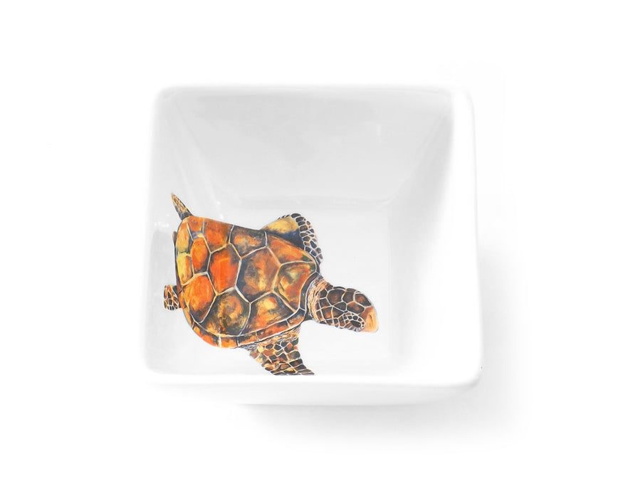 Reef Time Dinnerware by Kim Rody