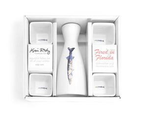 Big Cuda Sake Boxed Set by Kim Rody