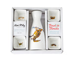 Blue Crab Sake Boxed Set by Kim Rody
