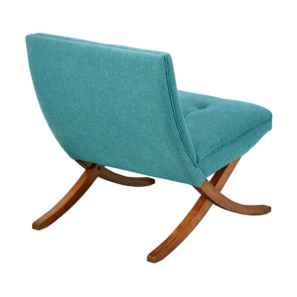 Mid-Century Lounge Chair - Teal