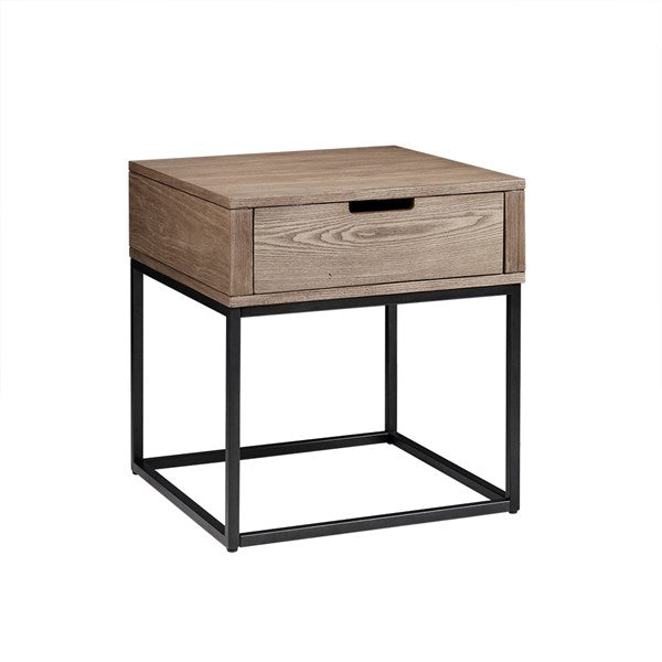 Coastal Weather End Table