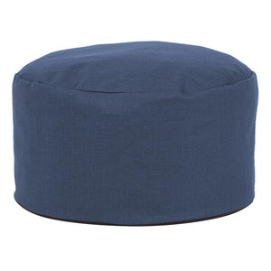 Sterling Indigo Ottoman in 3 Sizes