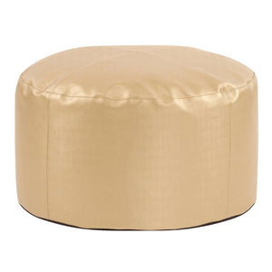 Luxe Gold Ottoman in 3 Sizes