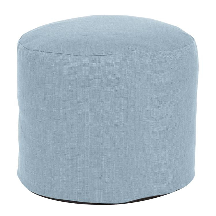 Sterling Breeze Ottoman in 3 Sizes