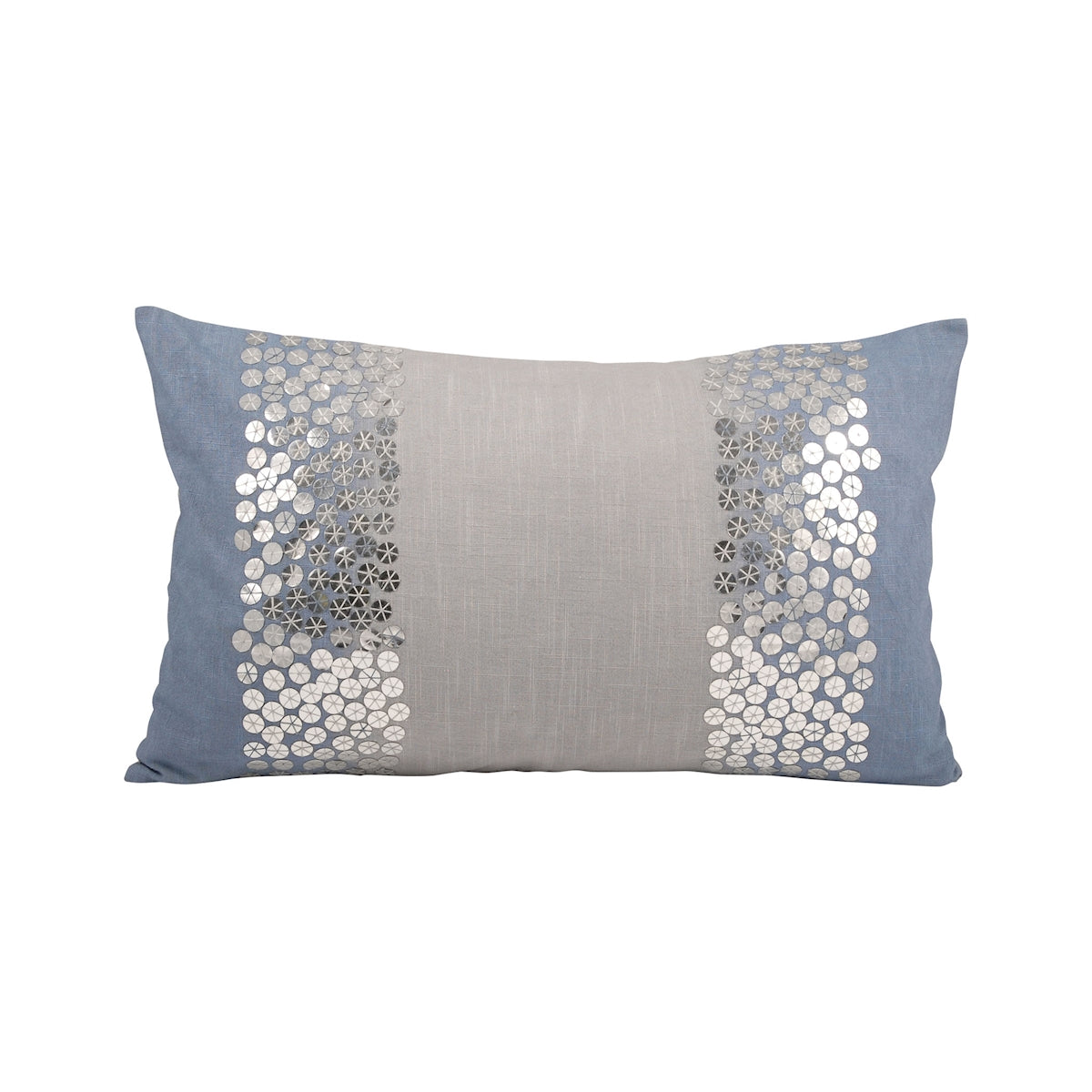 Nautica Shimmer Pillow 12 in. x 20 in.