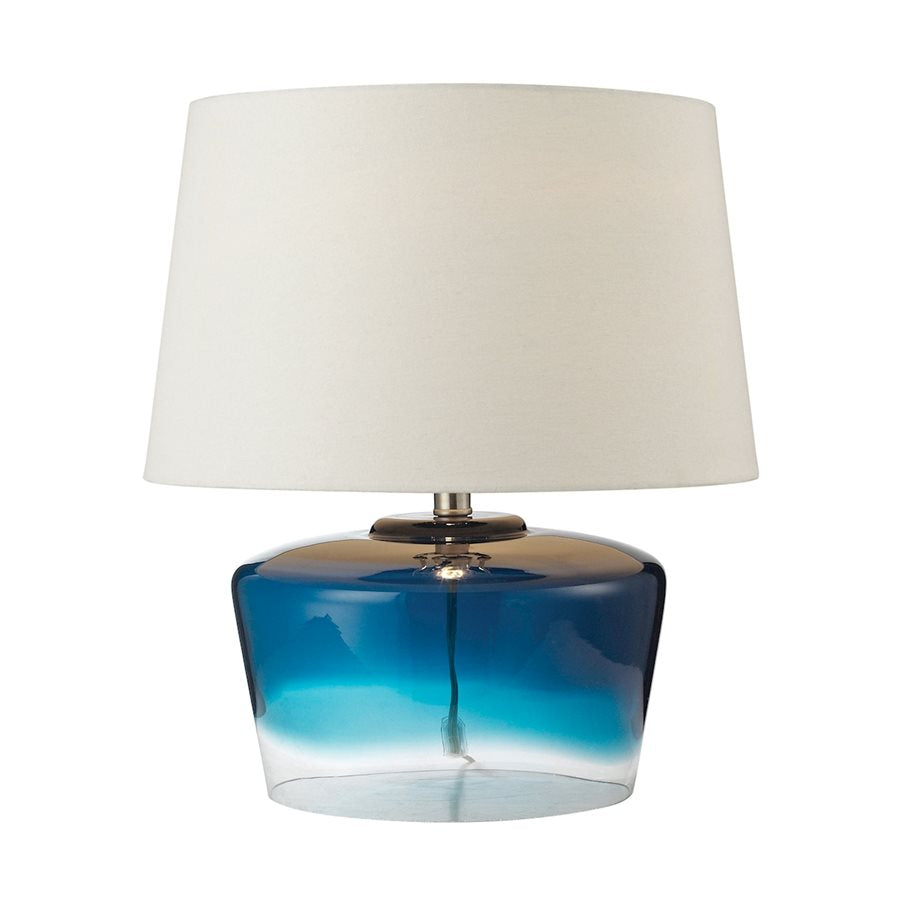 Macaw Blown Glass Table Lamp