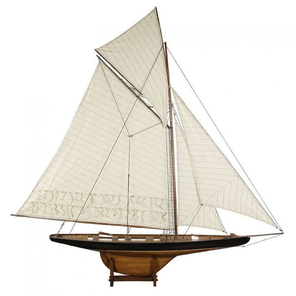 America's Cup Columbia 1901 Model - Large