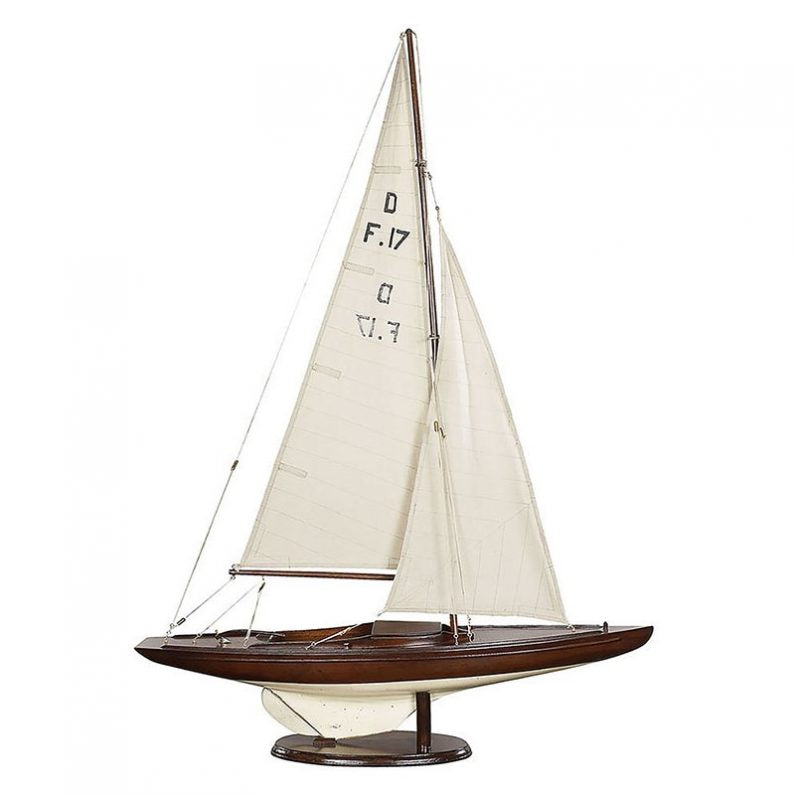 Dragon Olympic Sail Racer Model - Large