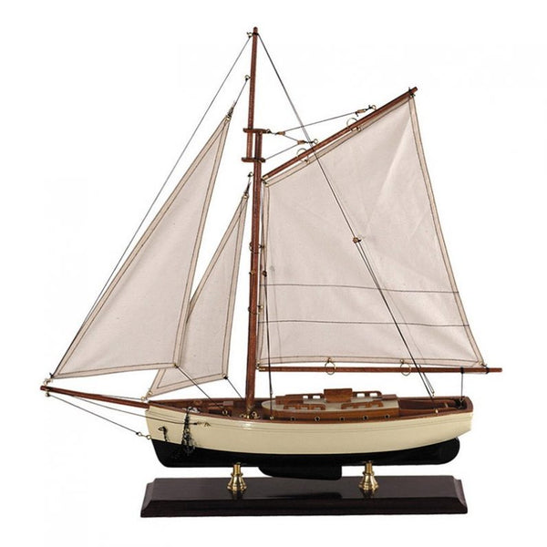 1930's Classic Yacht Model - Small