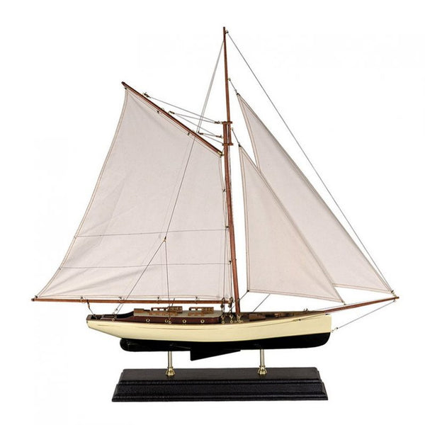 Nautical Decor Model Ship
