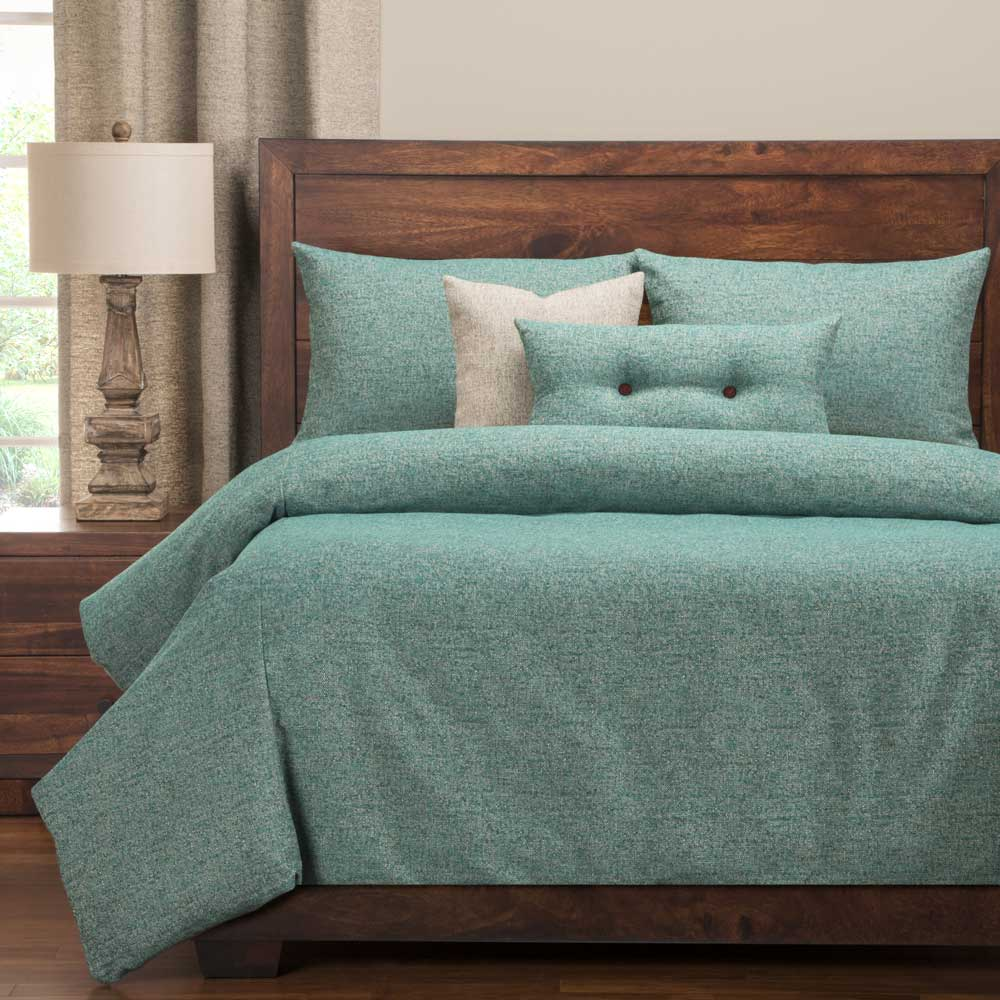 Belmont Turquoise Bedding Collection