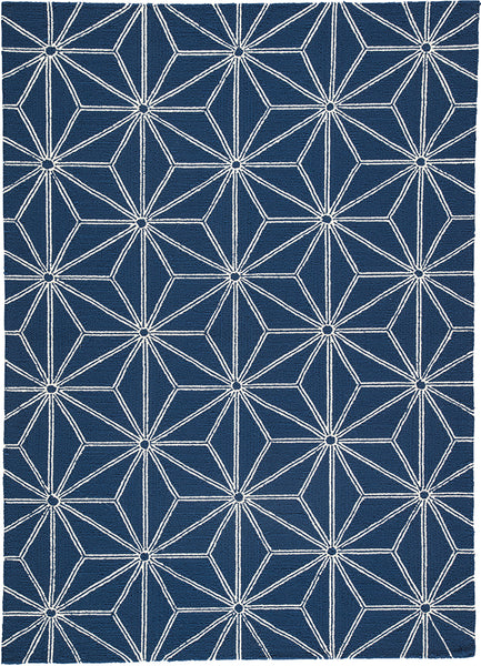 Catalina Blue Indoor-Outdoor Area Rug