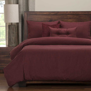 Camelhair Crimson Bedding Collection