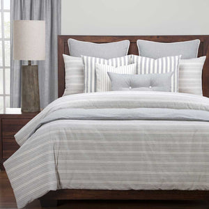 Cottage Pewter Bedding Collection