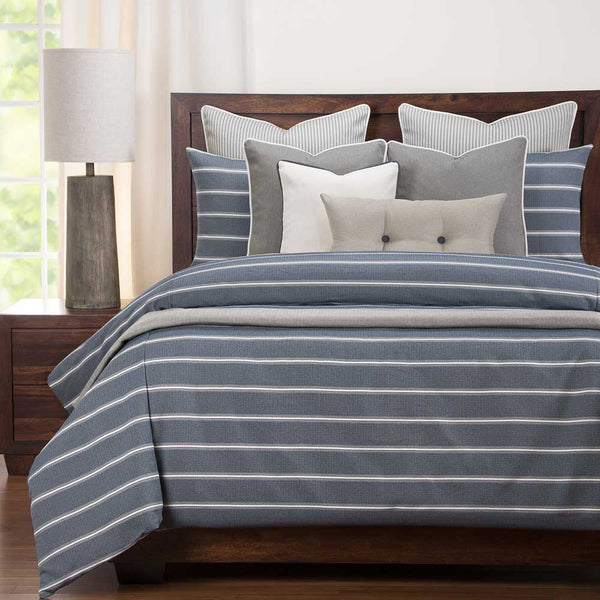 Everlast Hamilton Navy Bedding Collection