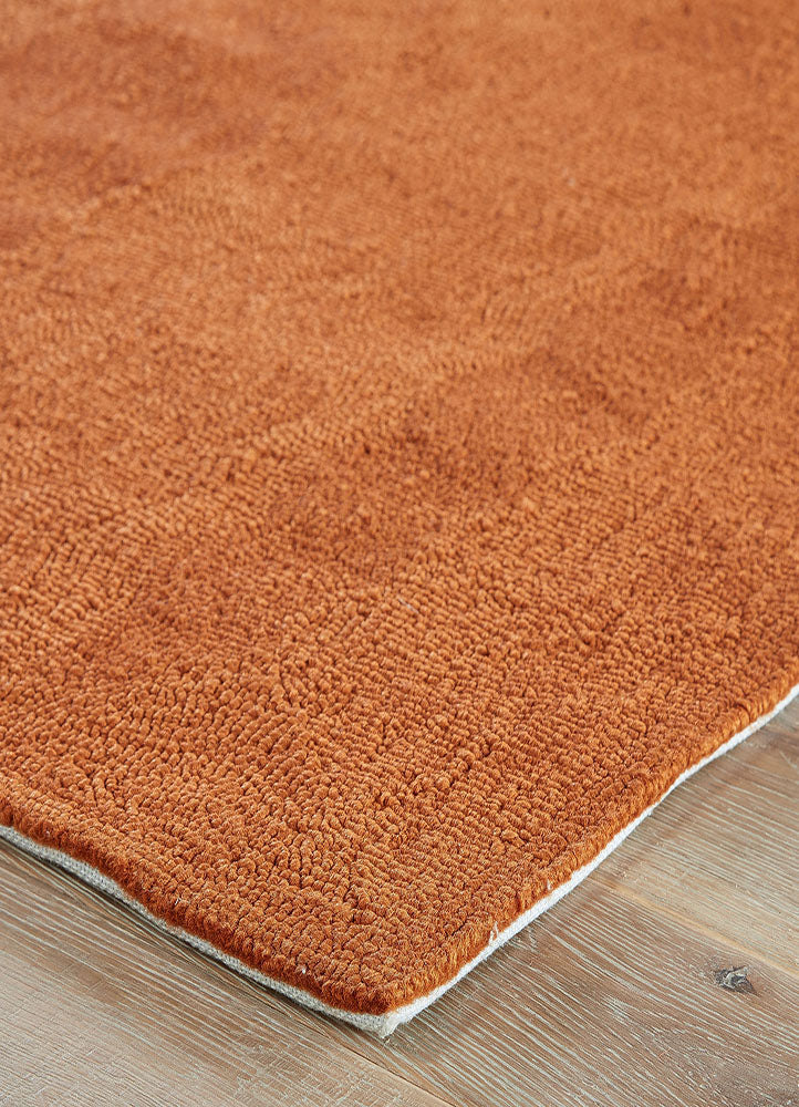 Bough Out Apricot Indoor-Outdoor Area Rug