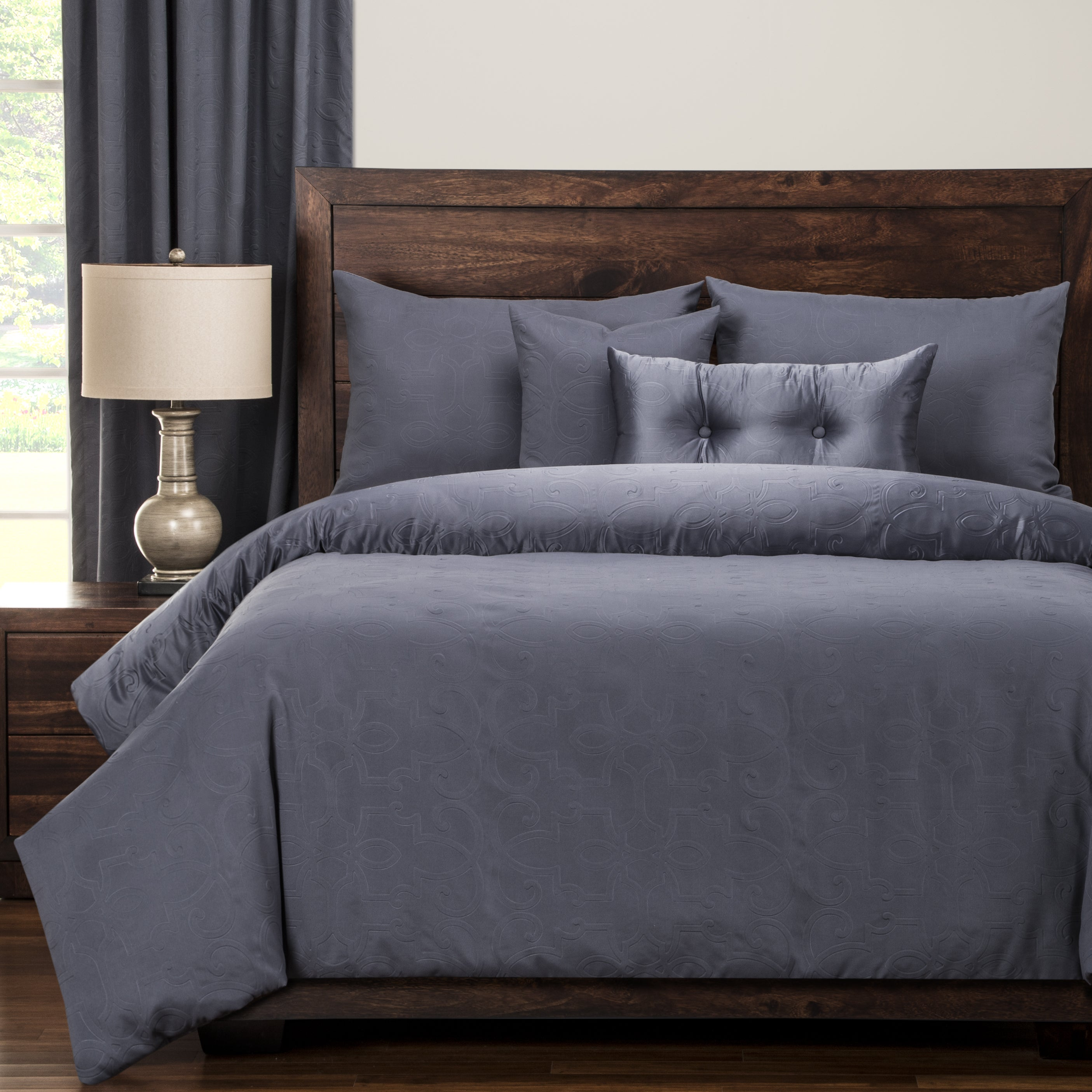 Gateway Denim Bedding Collection