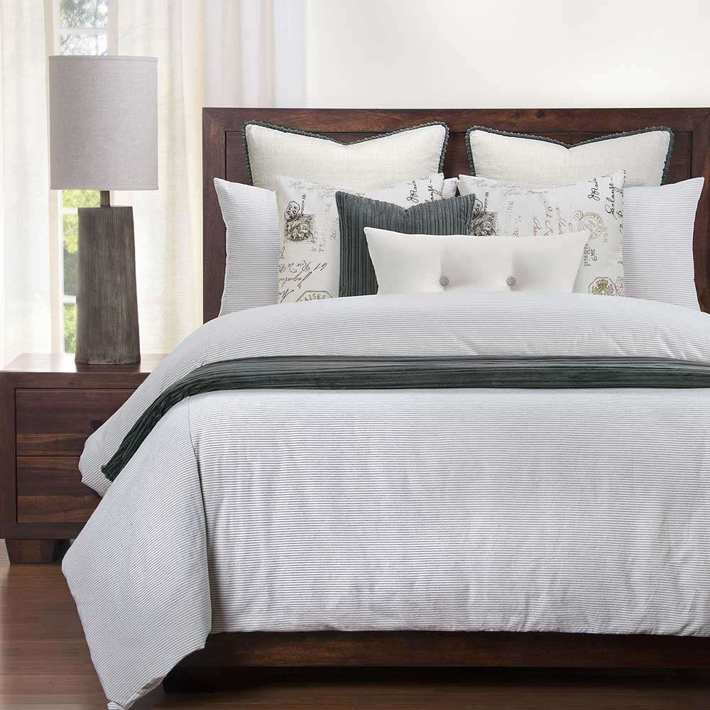 Heritage Linen Bedding Collection