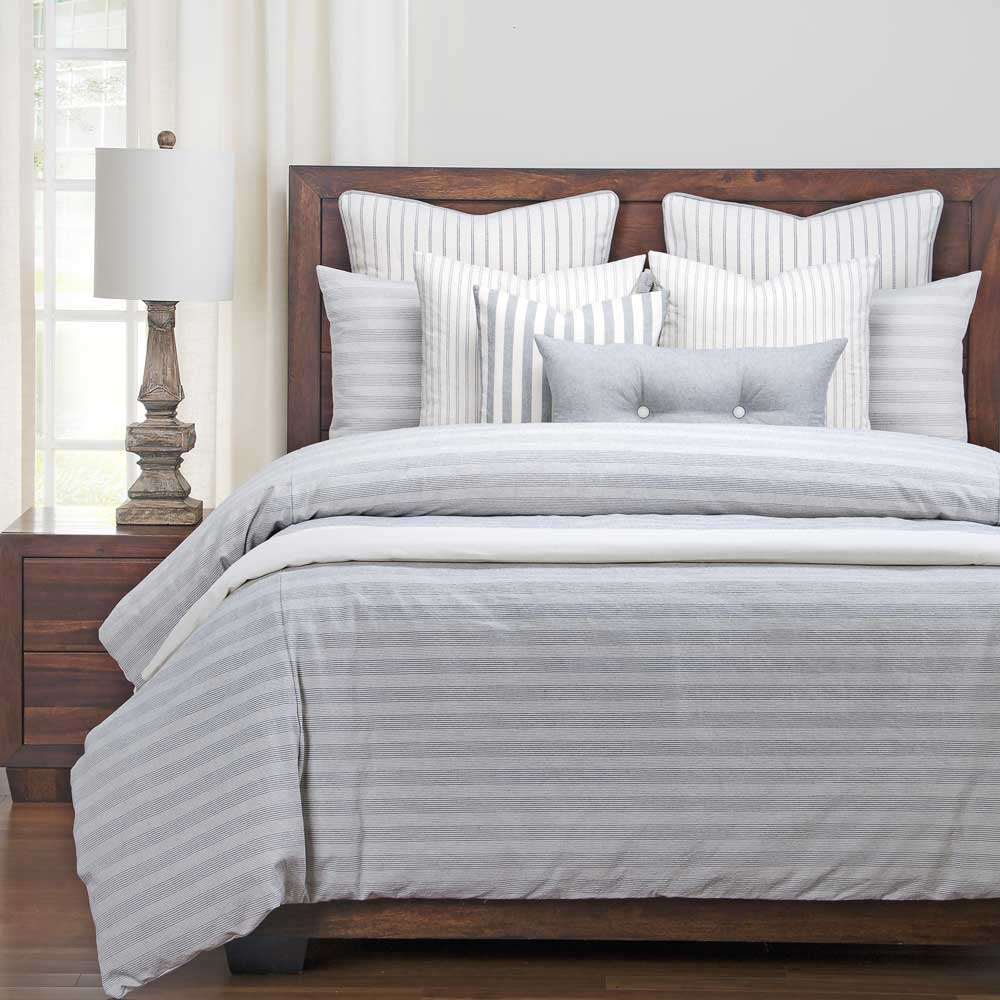 Homestead Indigo Bedding Collection