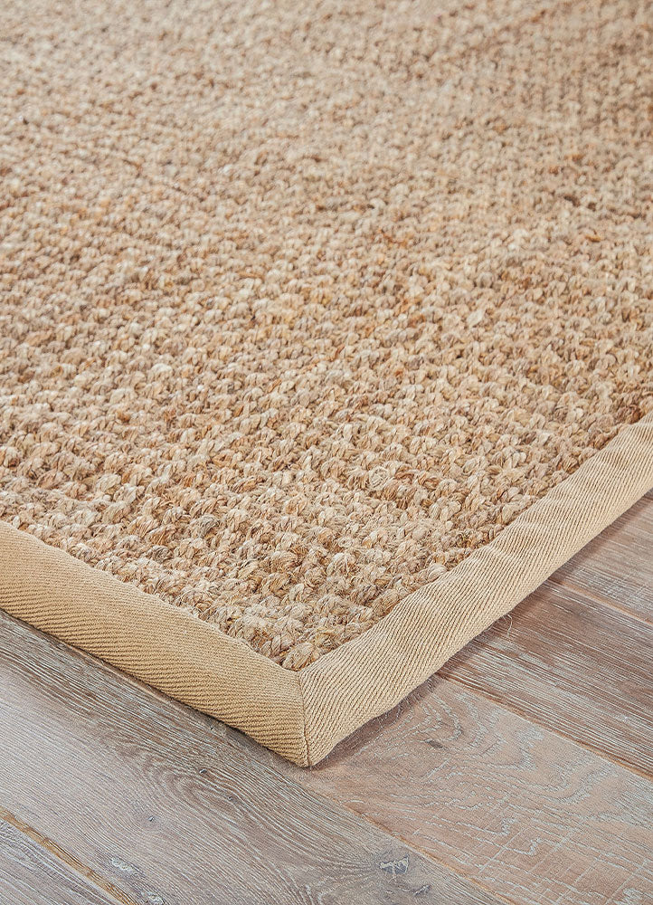Naturals Lucia Warm Sand Area Rug