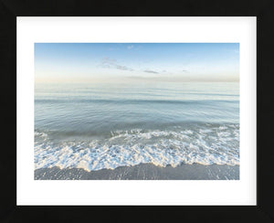 All Is Calm Framed Art Print -  Artist Mary Lou Johnson