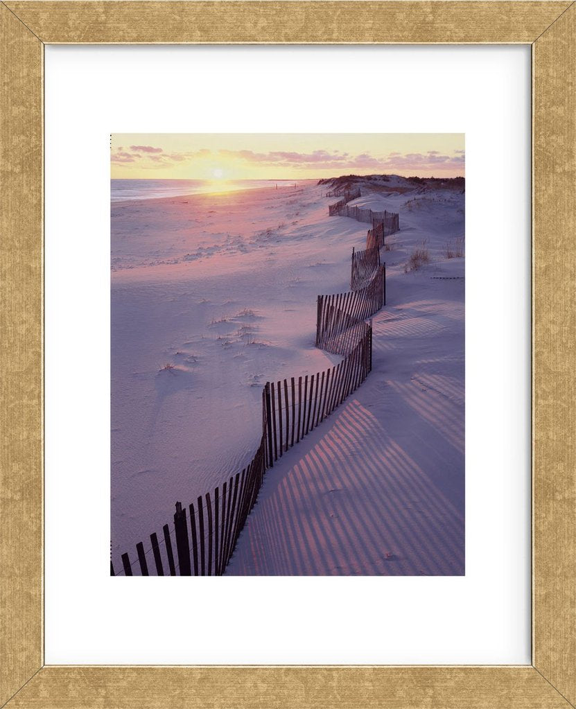 Cupsogue Beach  Framed Art Print -  Artist  Paul Rezendes