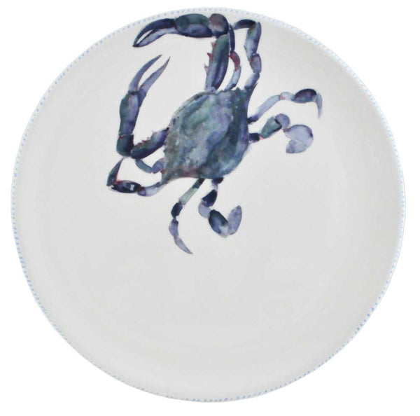 Blue Crab 12 Inch Platter