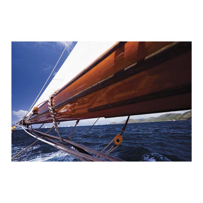 Sailing 42483 Canvas Art Print - Artist  Cory Silken