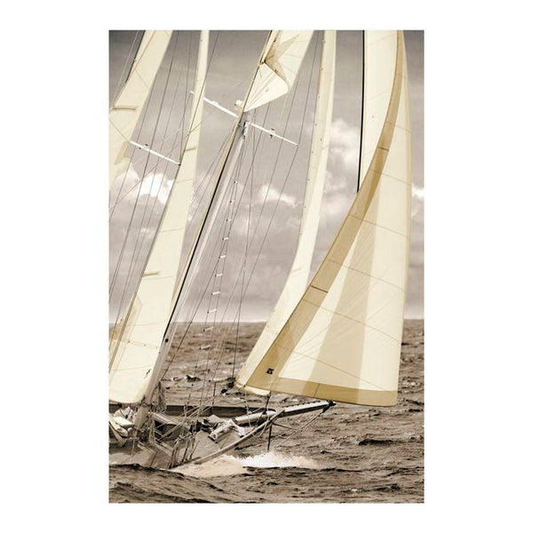 Starting Line I Canvas Art Print - Artist  Cory Silken