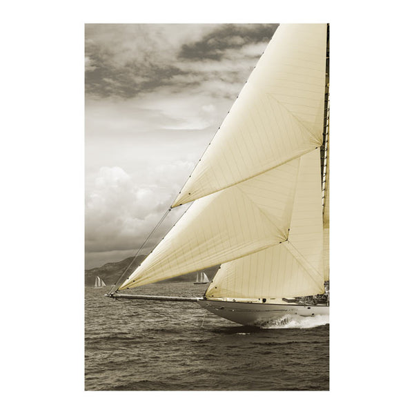 Starting Line II Canvas Art Print - Artist  Cory Silken