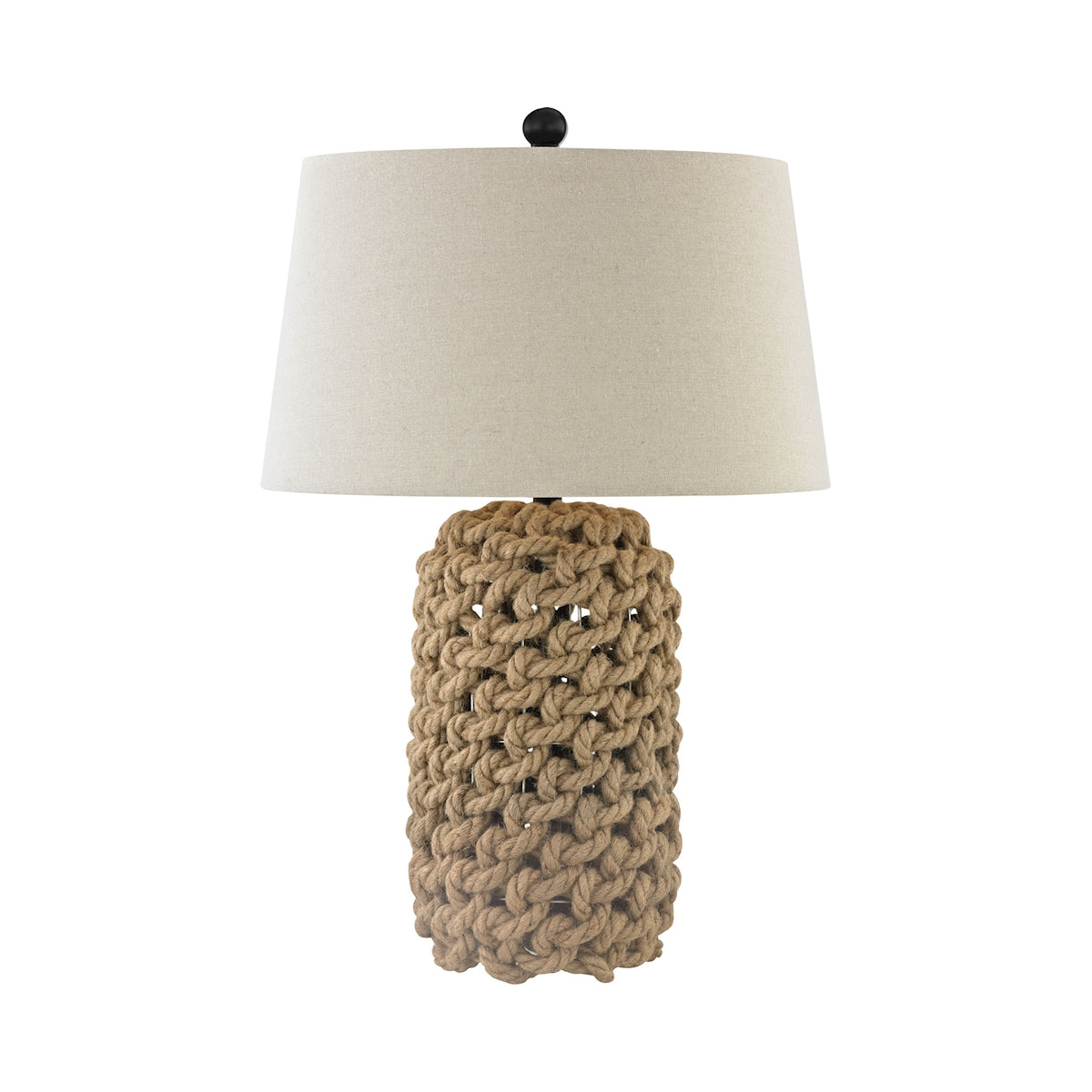 Natural Rope Table Lamp