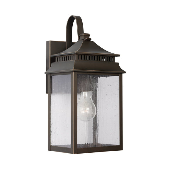 Capital Lighting 1 Light Outdoor Wall Lantern 936911OZ Coastal Lighting