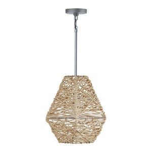 Capital Lighting 1 Light Pendant 335213NY Coastal Lighting