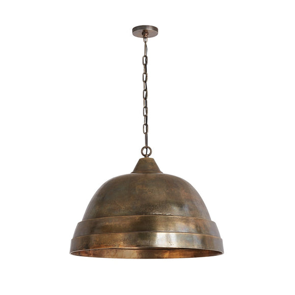 Capital Lighting 1 Light Pendant 335313XB Coastal Lighting