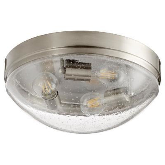 Quorum 14 CLEAR/SEED CMNT - STN 3508-14-65 Coastal Lighting