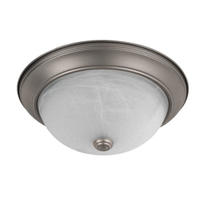 Capital Lighting 2 Light Flush Mount 219022MN Coastal Lighting