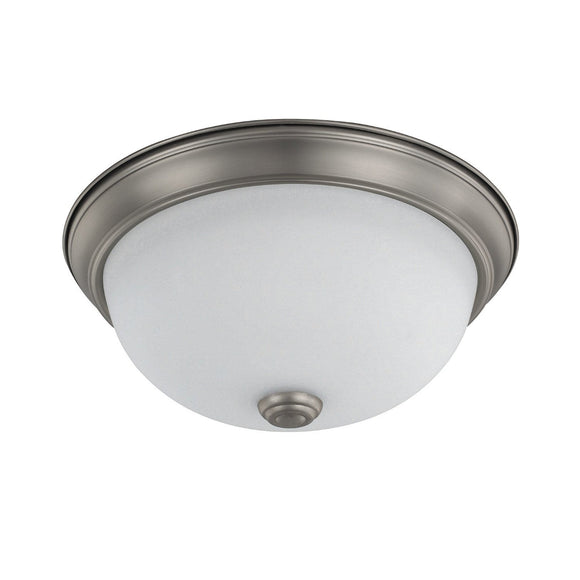 Capital Lighting 2 Light Flush Mount 214721MN Coastal Lighting