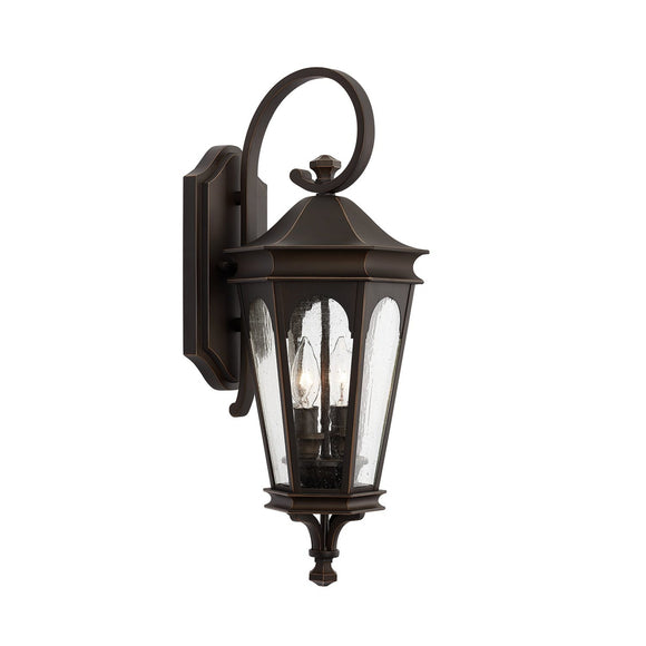 Capital Lighting 2 Light Outdoor Wall Lantern 939721OZ Coastal Lighting