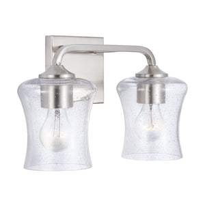 Capital Lighting 2 Light Vanity 139221BN-499 Coastal Lighting