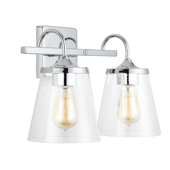 Capital Lighting 2 Light Vanity 139122CH-496 Coastal Lighting