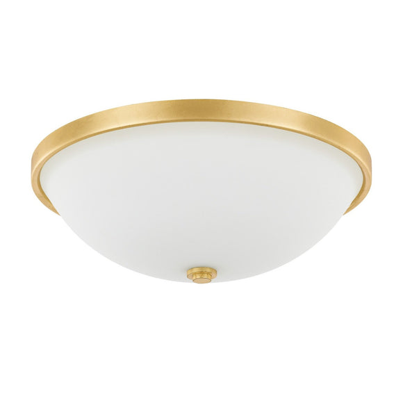 Capital Lighting 3 Light Flush Mount 2325CG-SW Coastal Lighting