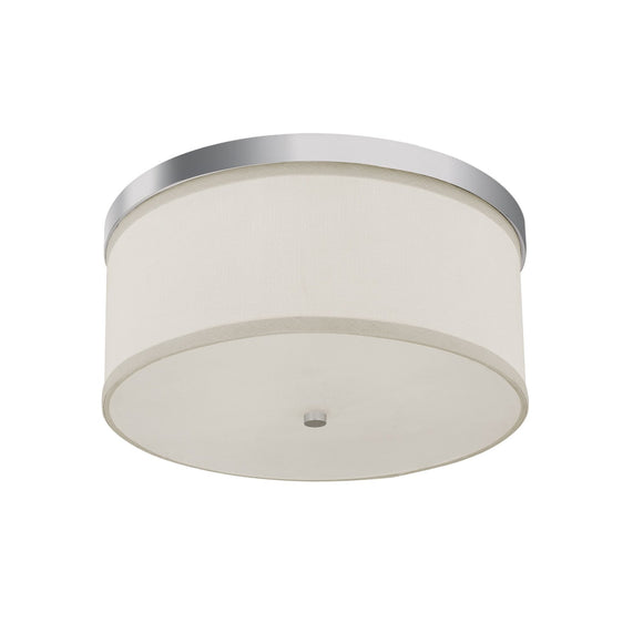 Capital Lighting 3 Light Flush Mount 2015PN-480 Coastal Lighting