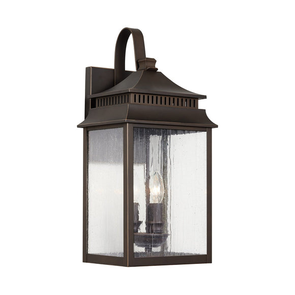 Capital Lighting 3 Light Outdoor Wall Lantern 936931OZ Coastal Lighting