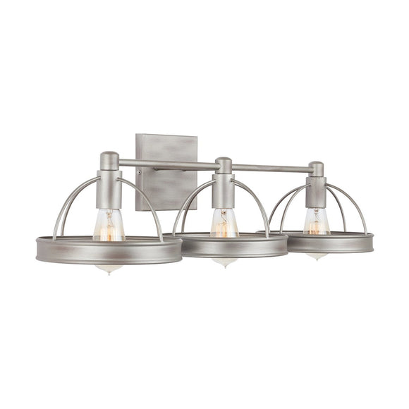 Capital Lighting 3 Light Vanity 138431WY Coastal Lighting