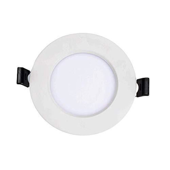 Topaz 77247 TOPAZ 6 12W Round LED Slim Recessed Downlight Color Selectable - 2700K/3000K/4000K EA Coastal Lighting