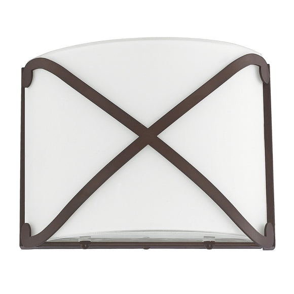 Capital Lighting Alexander LED Wall Sconce 8071BB-LD Coastal Lighting