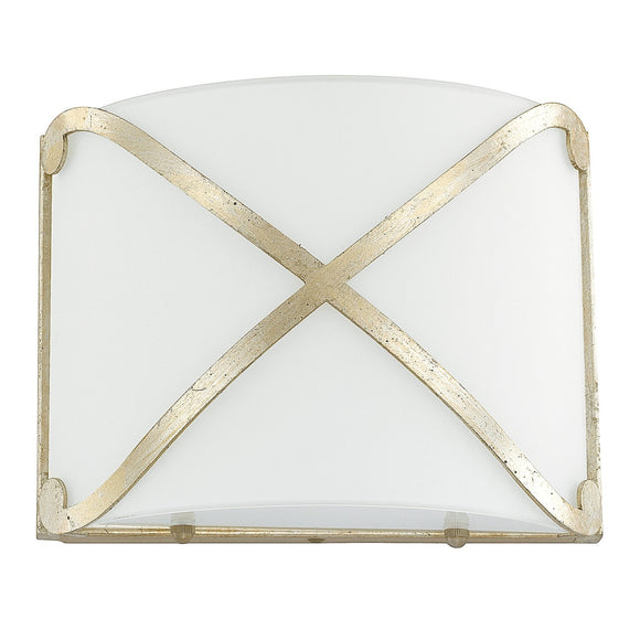 Capital Lighting Alexander LED Wall Sconce 8071WG-LD Coastal Lighting