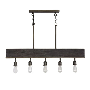 Capital Lighting 5 Light Island 835851CI Coastal Lighting