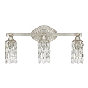Capital Lighting Blakely Three Light Vanity 8523AS-CR Coastal Lighting