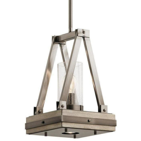 Kichler Colerne Pendant 43435CLP Coastal Lighting